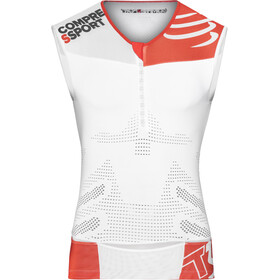 Compressport TR3 Triathlon Canotta, white